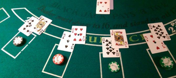 Spela Blackjack, en närmre titt