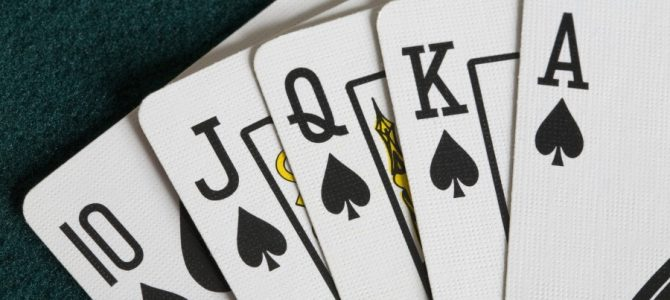 Blackjack – Lär dig korten