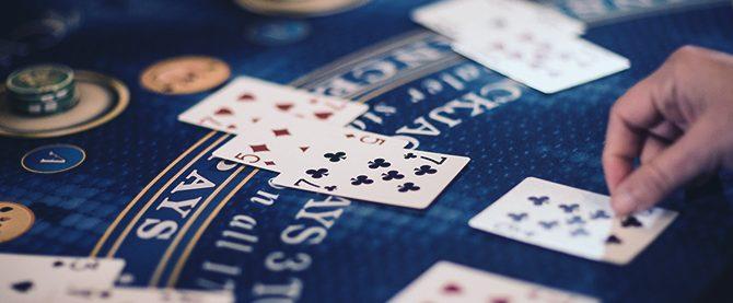 Tips för att bli bra på blackjack