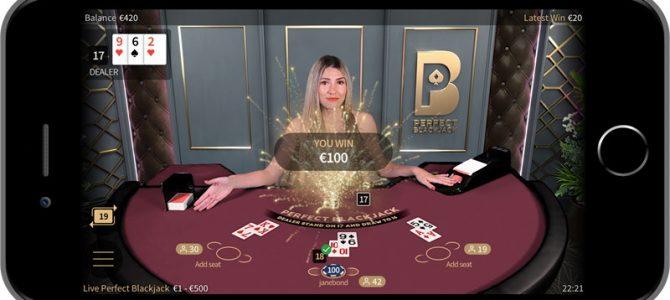 Spela blackjack i svenska casinorum