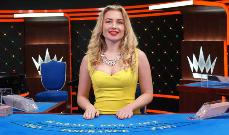 Spela blackjack live i casino utan svensk licens